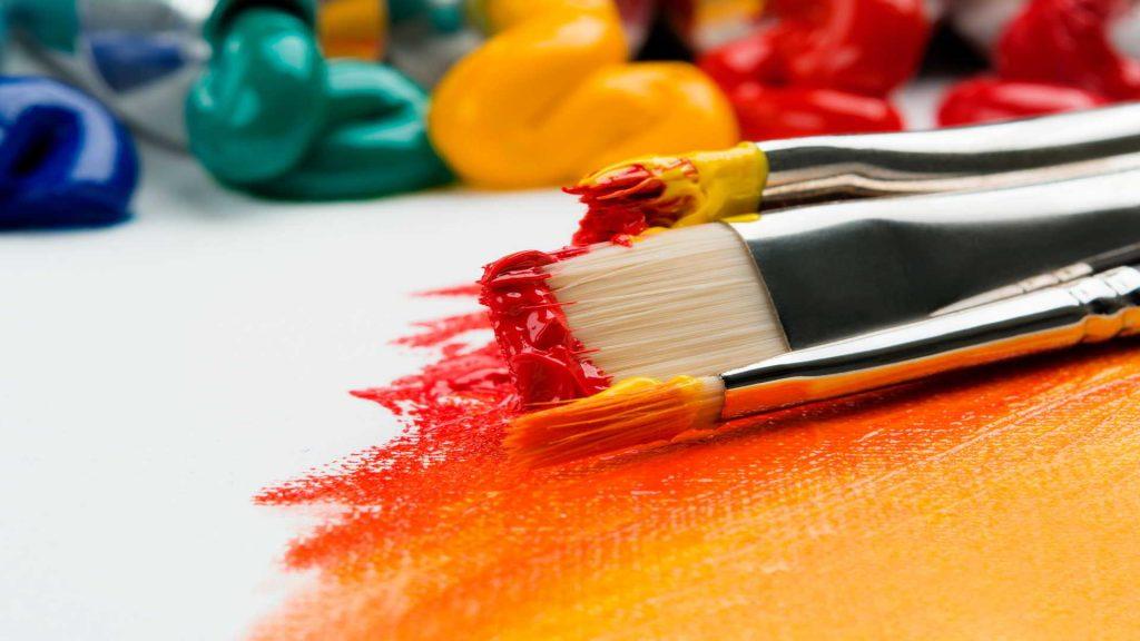 Arte Pintura Pincel