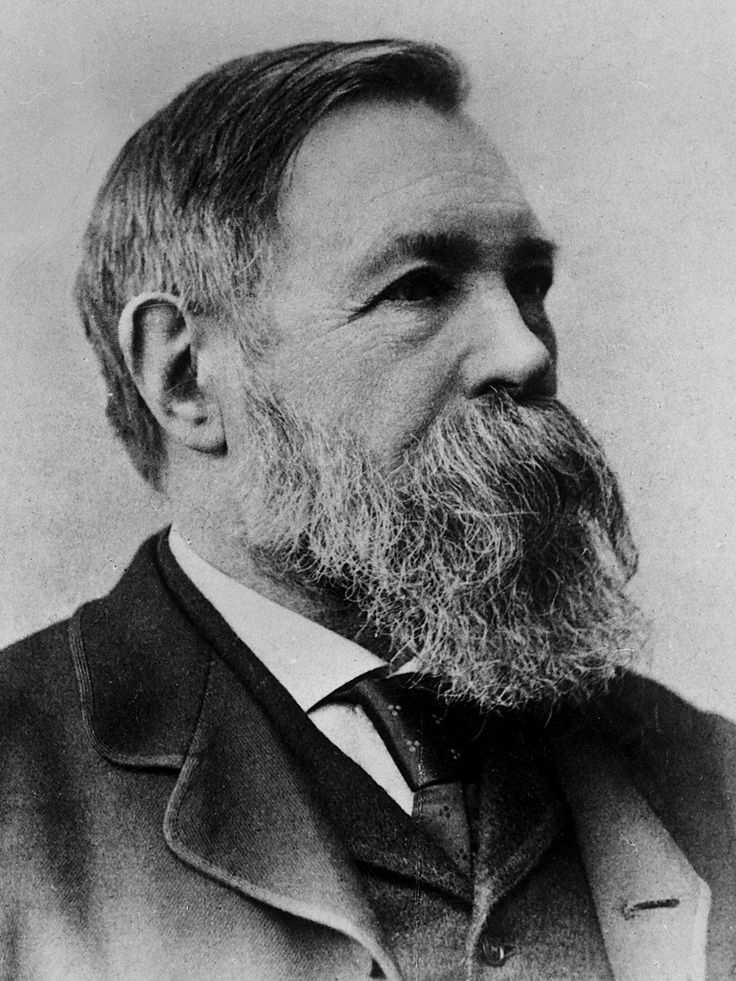Friedrich Engels Comunismo Sociologia