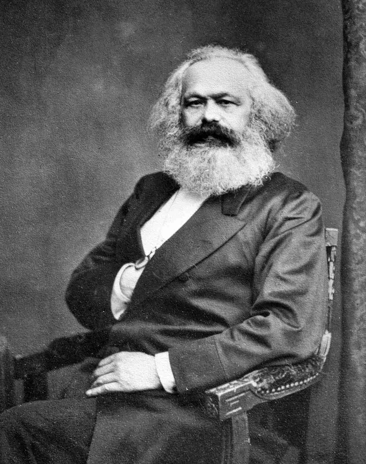 Karl Marx Sociologia