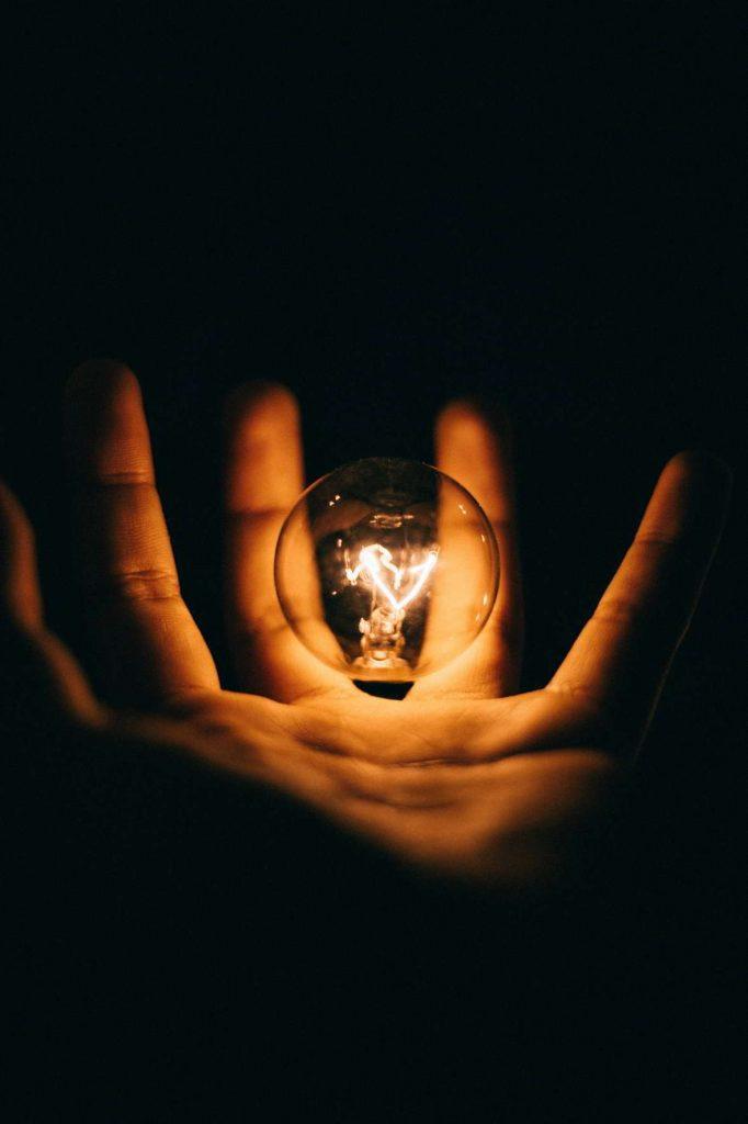 Luz Bombilla Electricidad