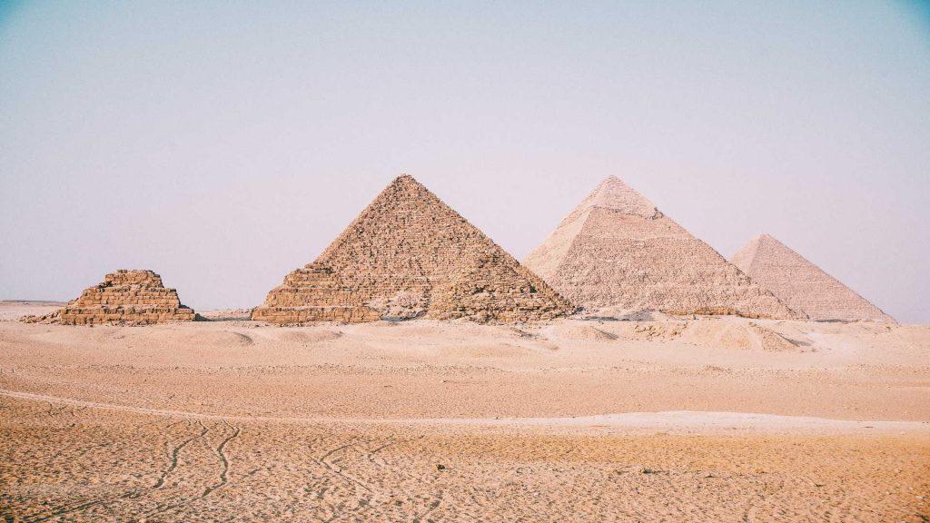 Egipto Piramides Historia