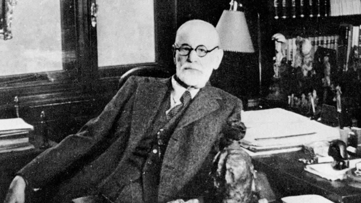 Sigmund Freud Psicologia