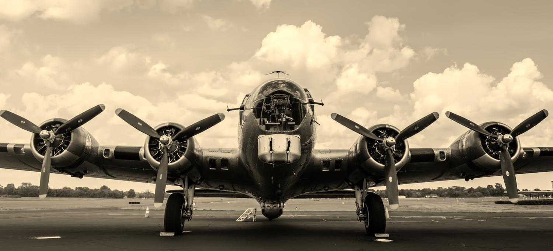 Segunda Guerra Mundial Historia Avion Fuerza Aerea