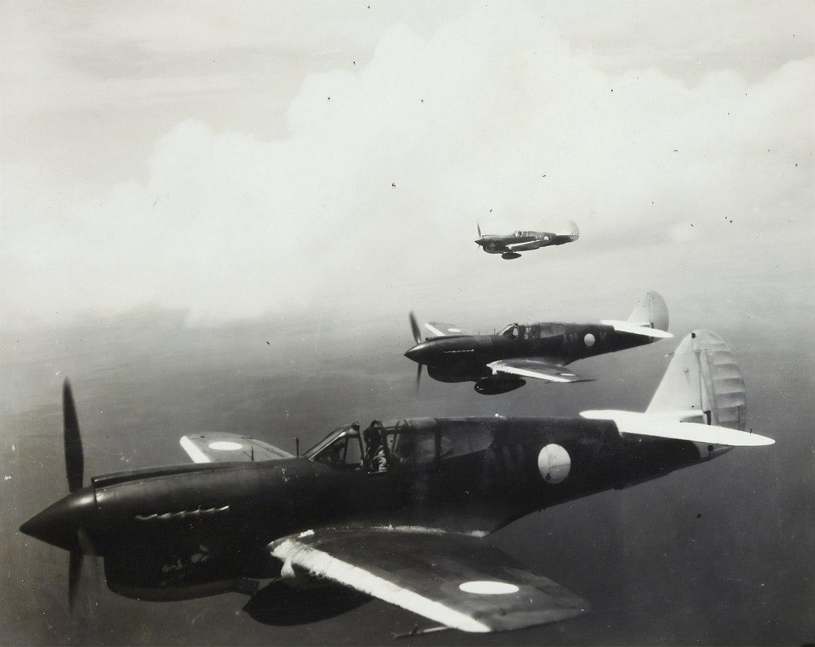 Aviones Fuerza Aerea Segunda Guerra Mundial
