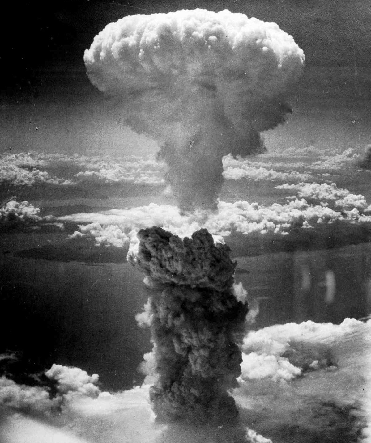 Bomba Atomica Segunda Guerra Mundial Historia