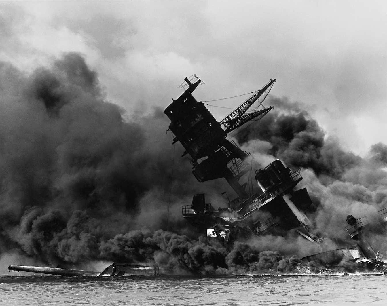 Pearl Harbor Segunda Guerra Mundial