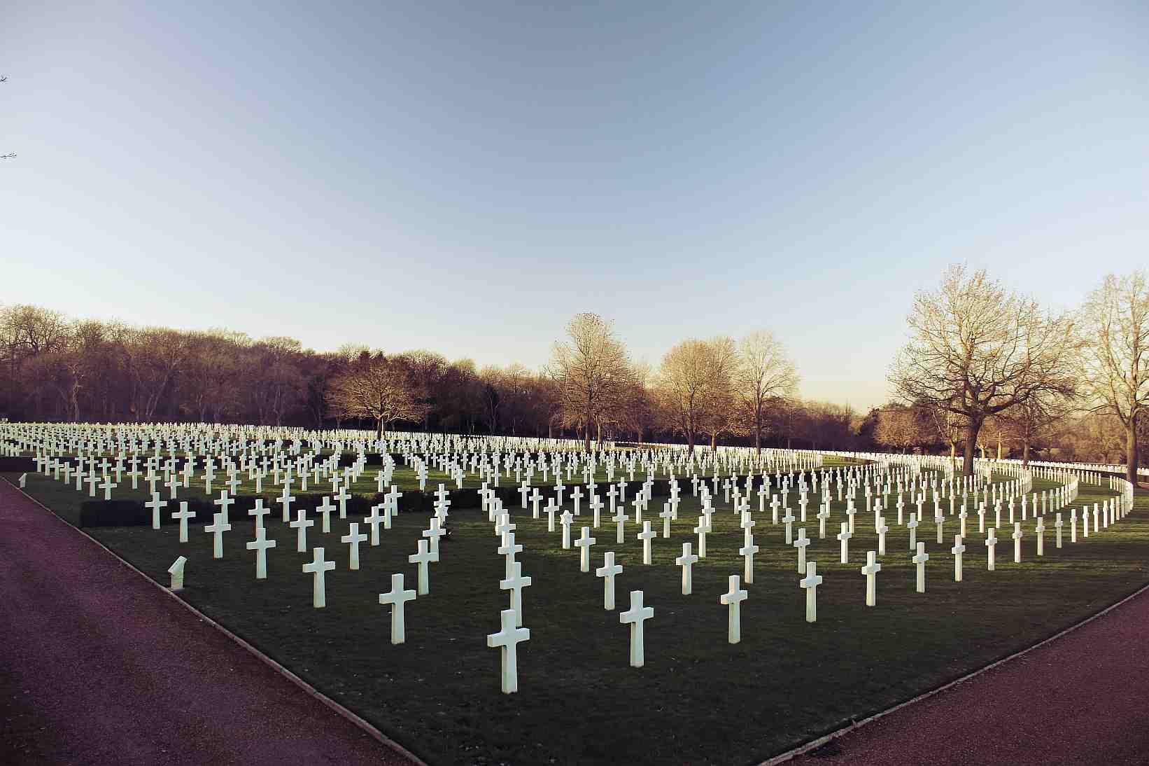 Cementerio Guerra