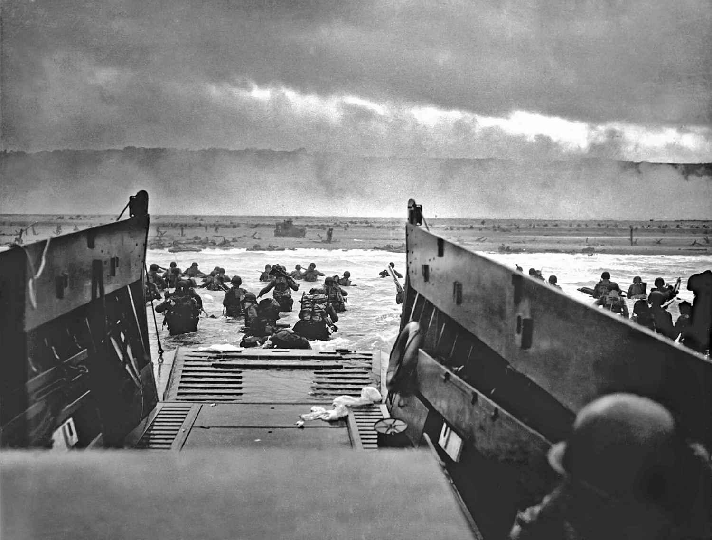 Desembarco Normandia Segunda Guerra Mundial Historia