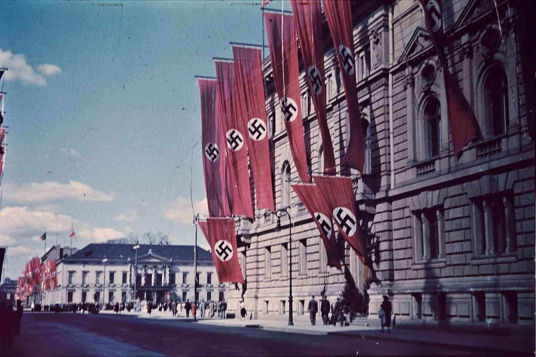 Nazismo Alemania Segunda Guerra Mundial Historia
