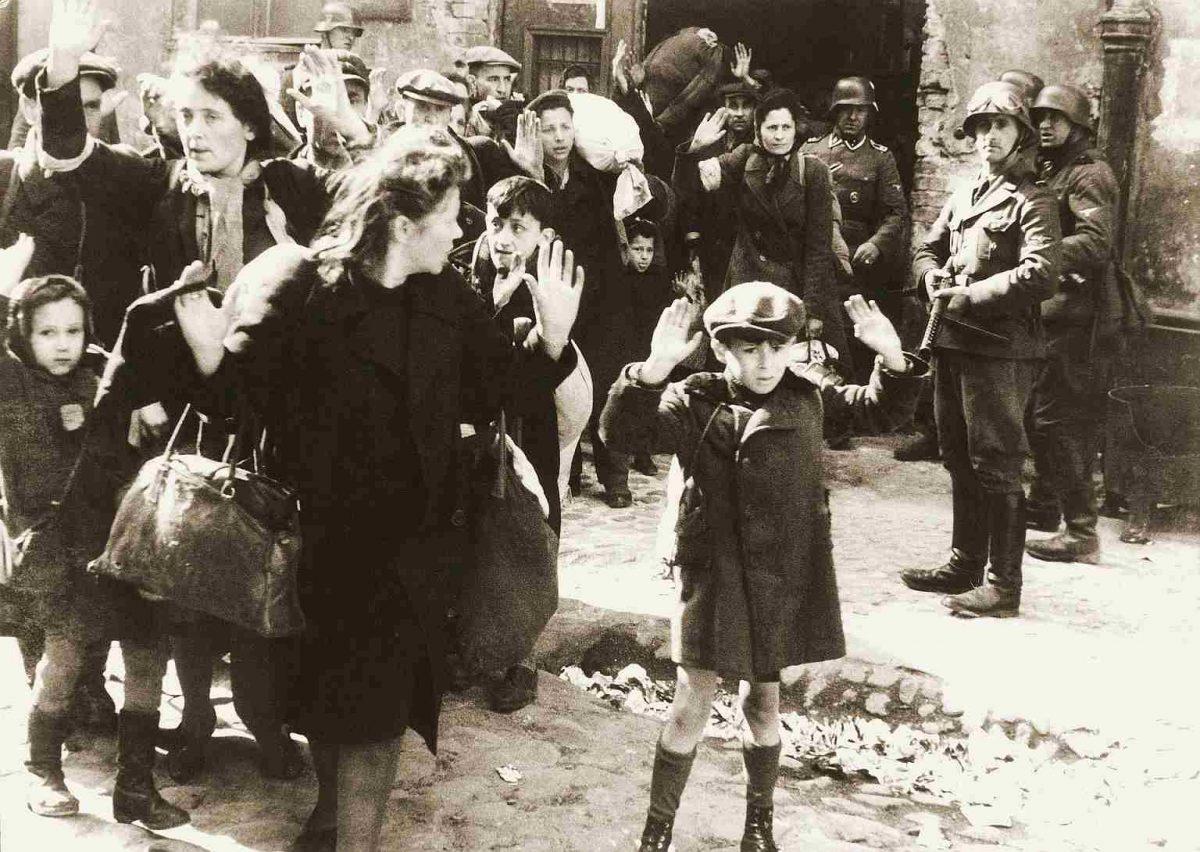 Ghetto Varsovia Holocausto