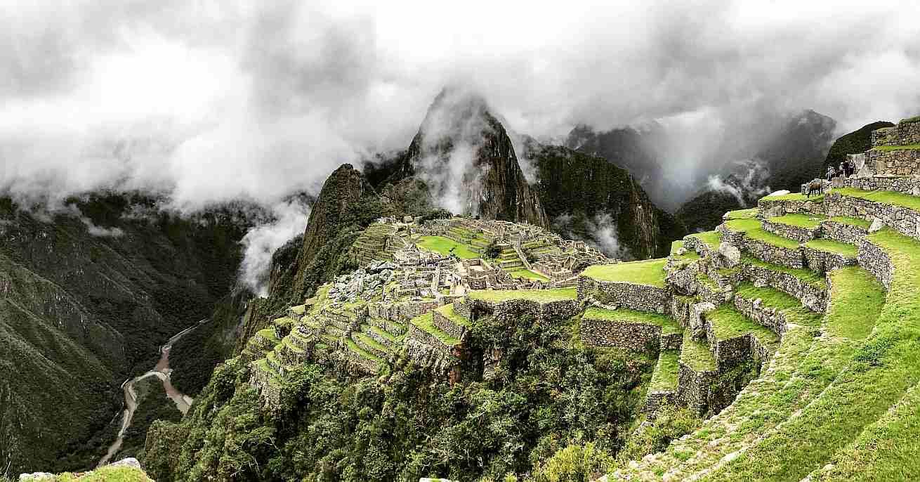 Machu Pichu Peru Historia Geografia