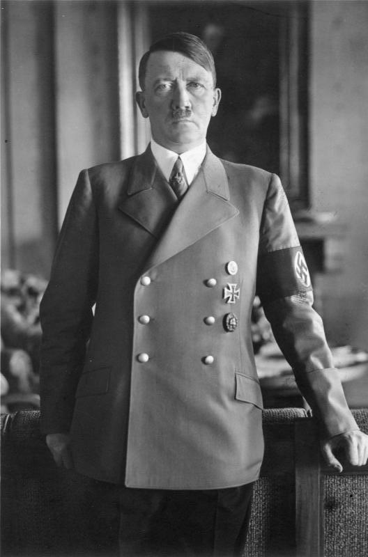 Hitler Historia Segunda Guerra Mundial