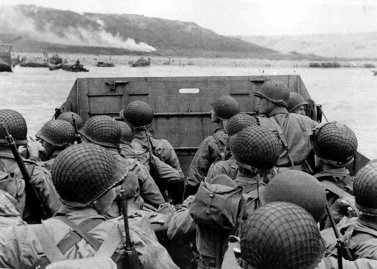 Desembarco Normandia Segunda Guerra Mundial