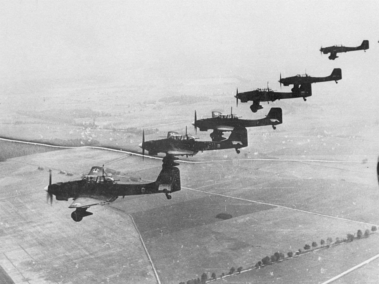 Blitzkrieg Alemania Nazi Segunda Guerra Mundial
