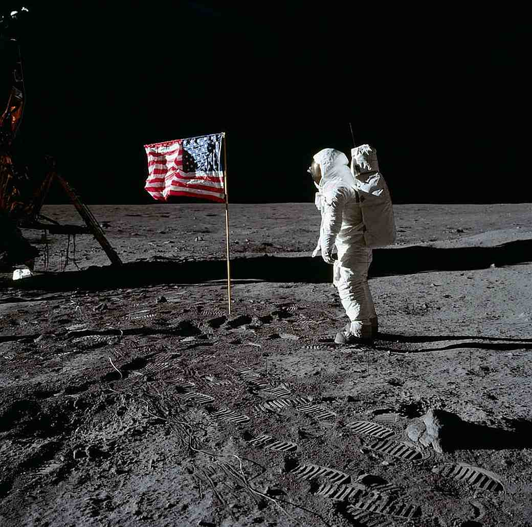 NASA Astronomia Luna