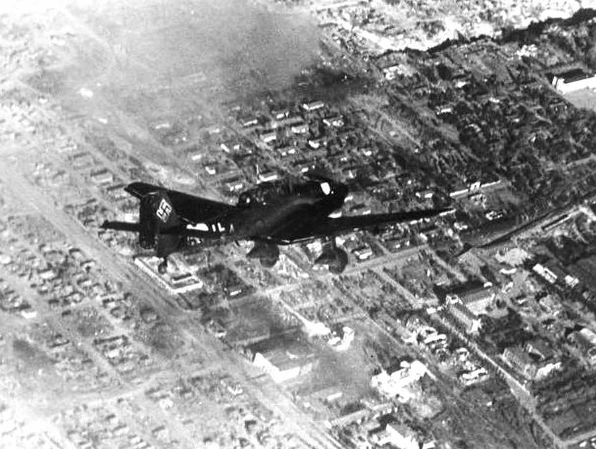 Luftwaffe Stalingrado Segunda Guerra Mundial