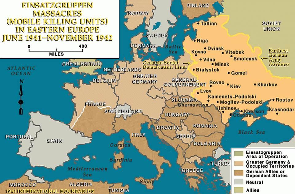 Invasion Alemania URSS Segunda Guerra mundial