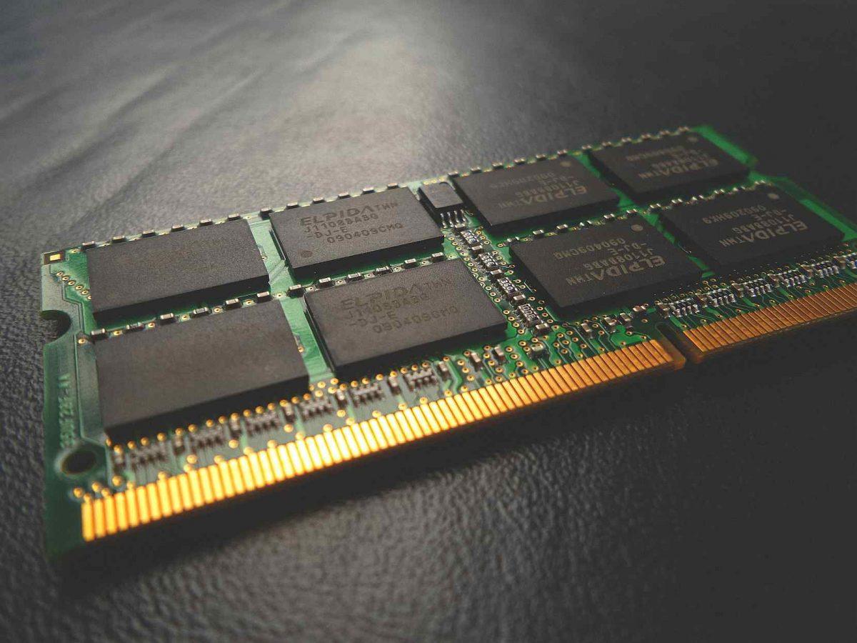 Computacion Memoria RAM