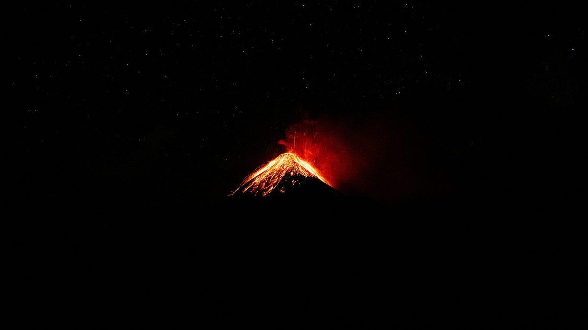 Volcan Guatemala Geografía
