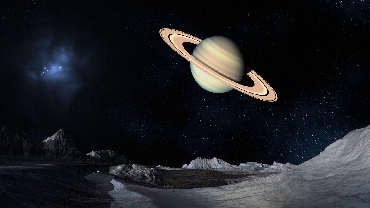 Astronomia Saturno