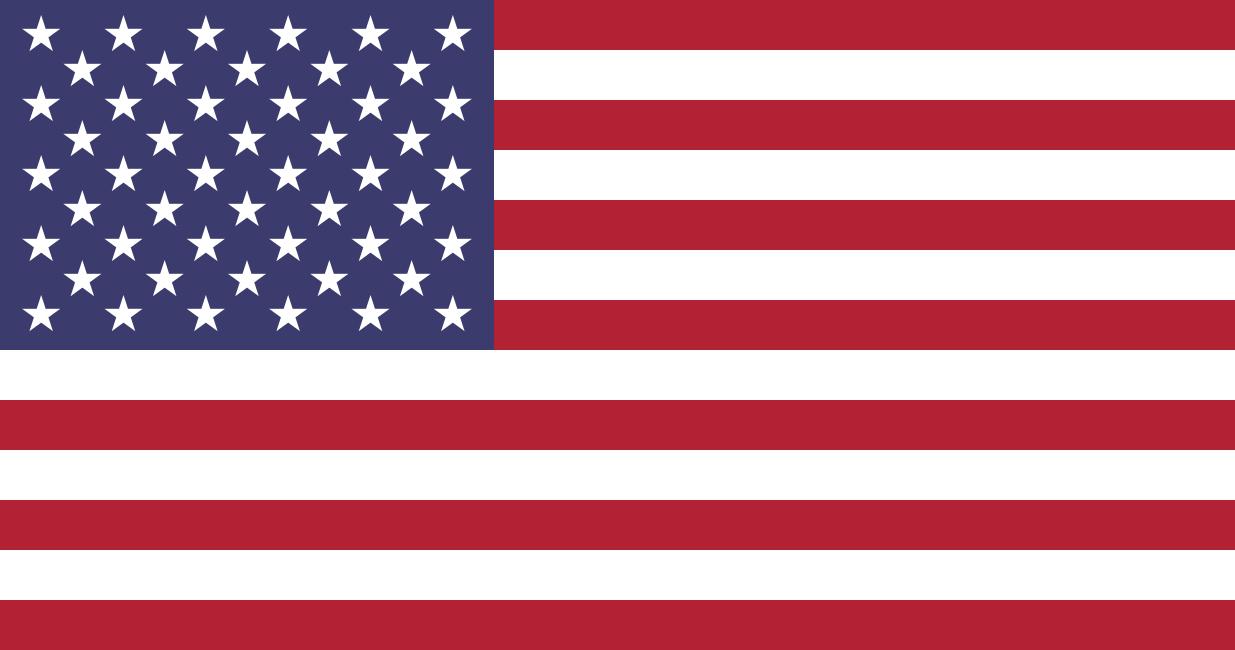 Bandera Estados Unidos America