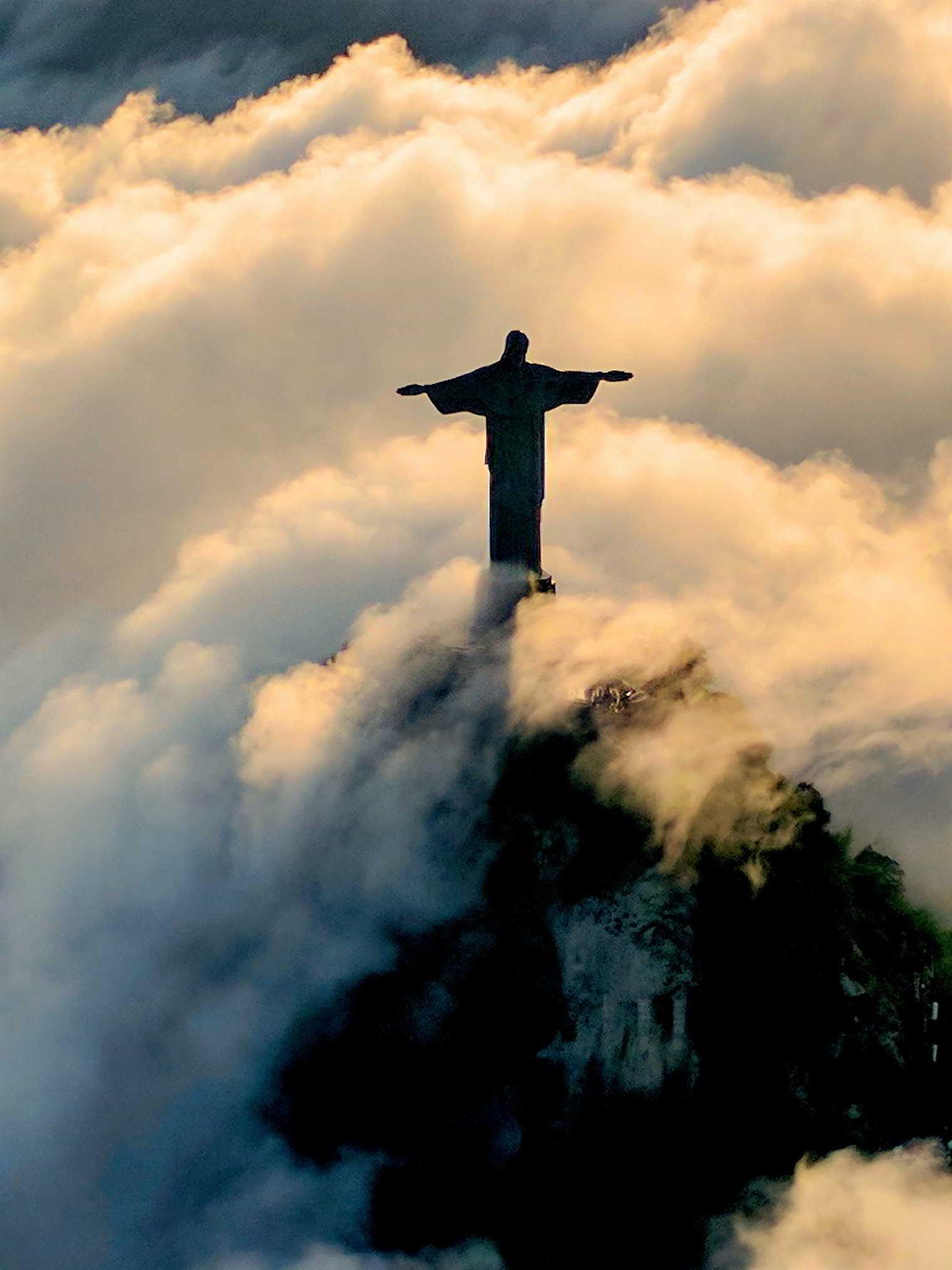 Cristo Redentor Brasil Maravilla Mundo