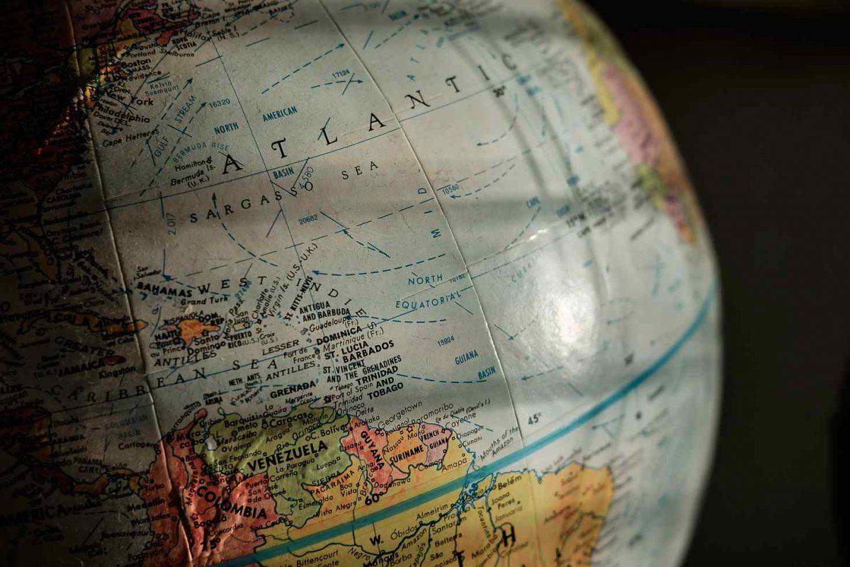 Lineas imaginarias geografia ecuador