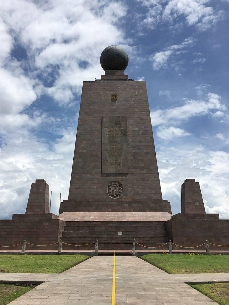 Linea del Ecuador Paralelo