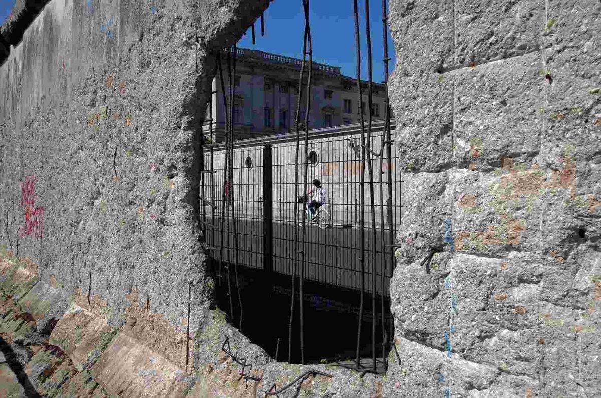 Muro Berlin Alemania