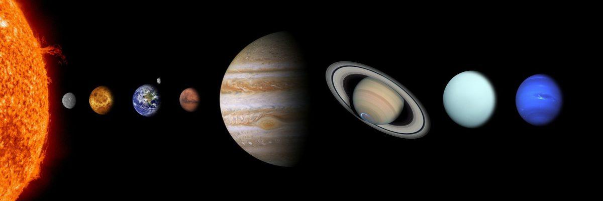 Astronomia Sistema Solar
