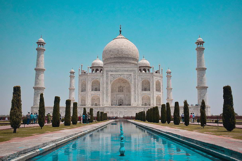Taj Mahal India Maravilla Mundo