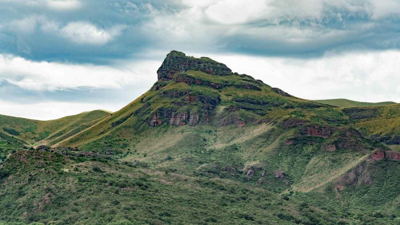 Cerro Colchiqui Cuevas Ongamira Cordoba
