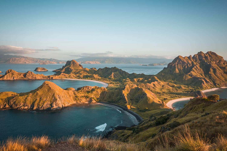 Isla Komodo Indonesia 7 Maravillas del Mundo