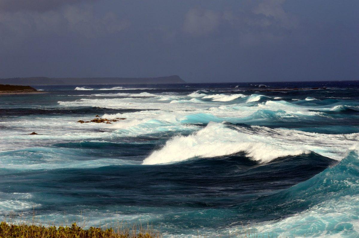 Hidografía Océano Atlántico Geografía