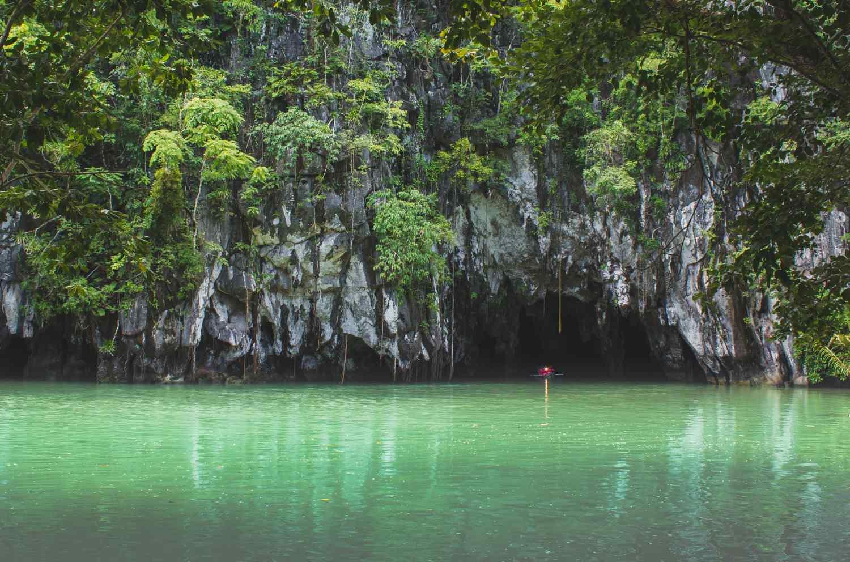 Puerto Princesa Palawan Filipinas 7 Maravillas del Mundo