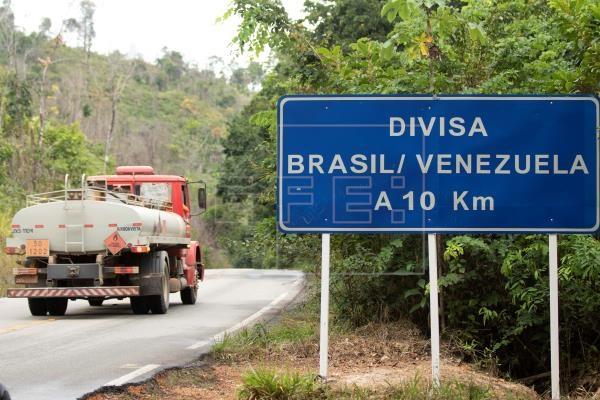 Frontera Brasil Venezuela
