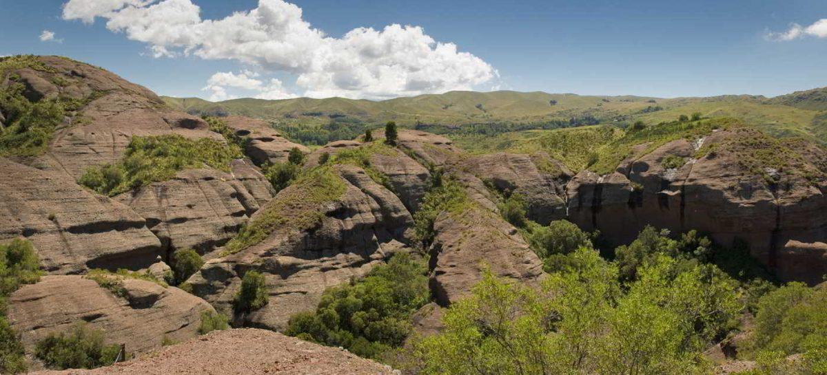 Cuevas de Ongamira
