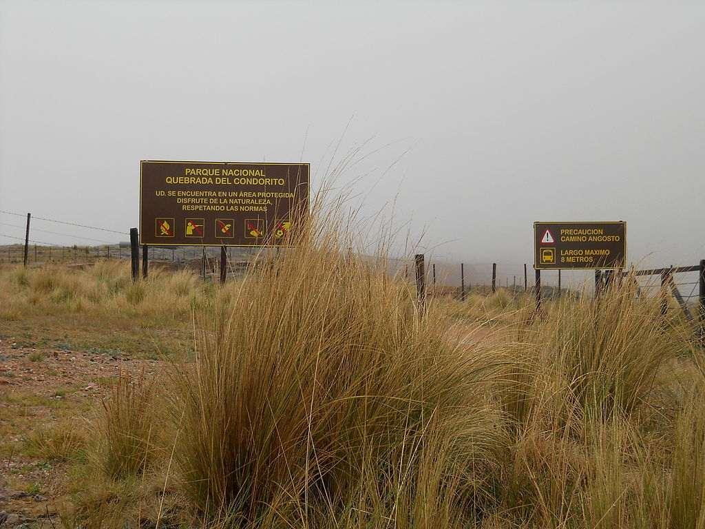 Quebrada del Condorito Cordoba Argentina
