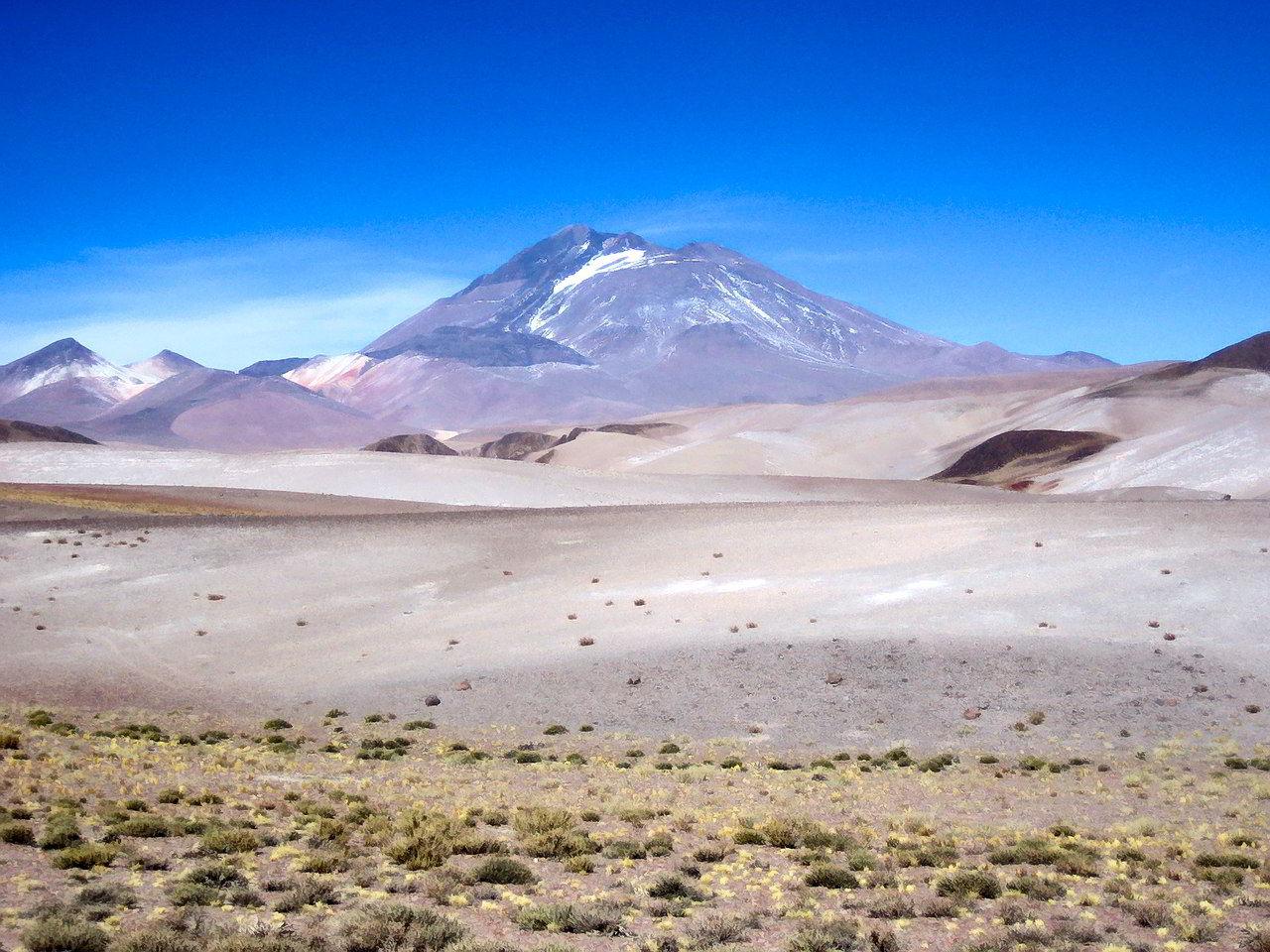 Volcán Llullaillaco