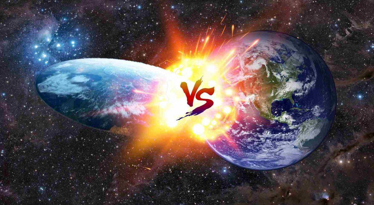 Teoría conspirativa Terraplanismo Tierra plana