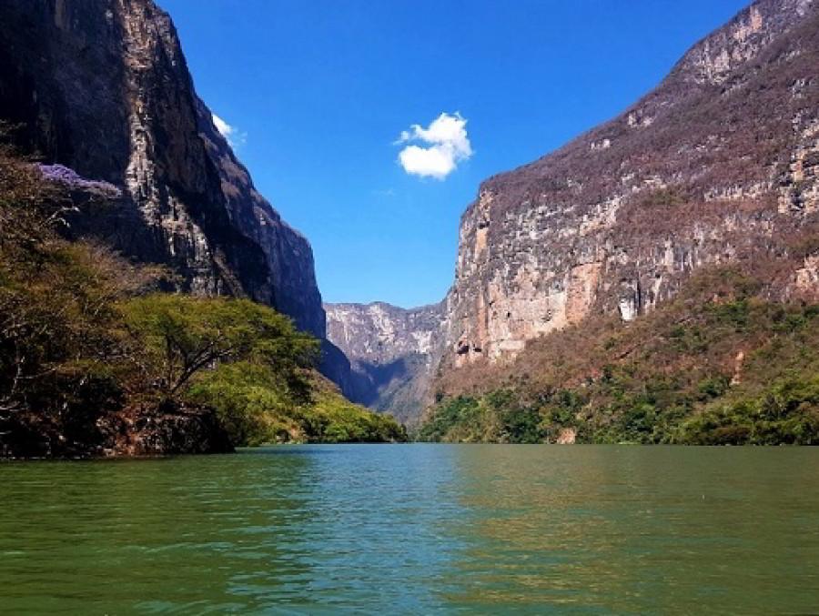 Rios de Mexico - Rio Grijalva y Usumacinta