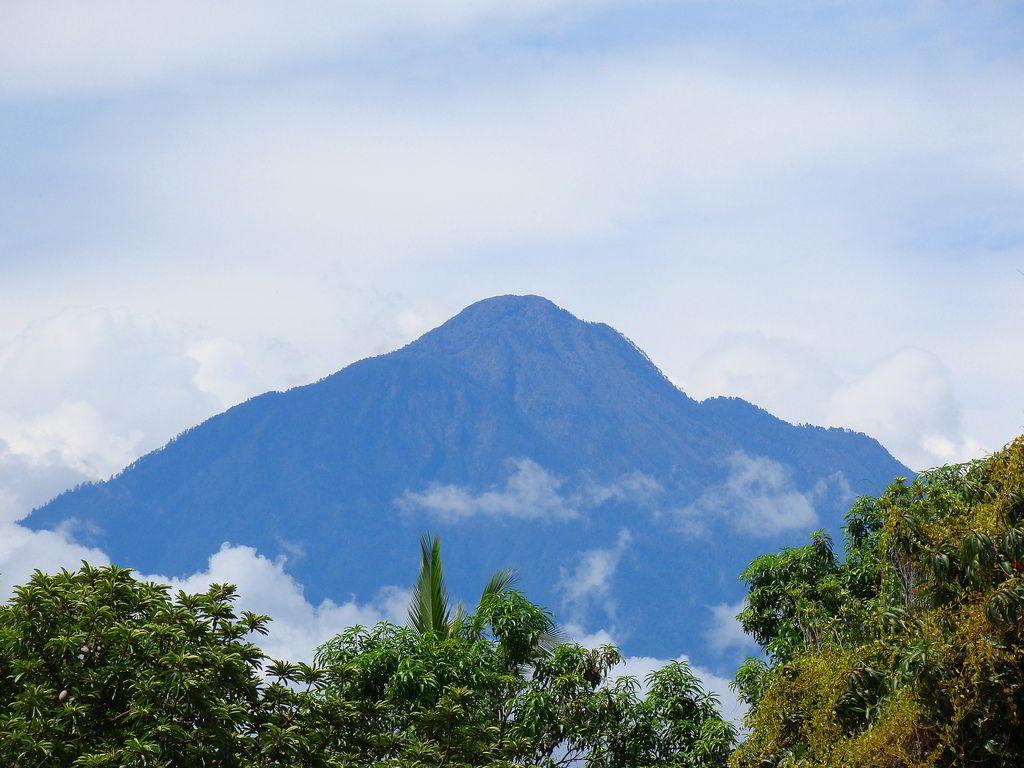 Volcanes México