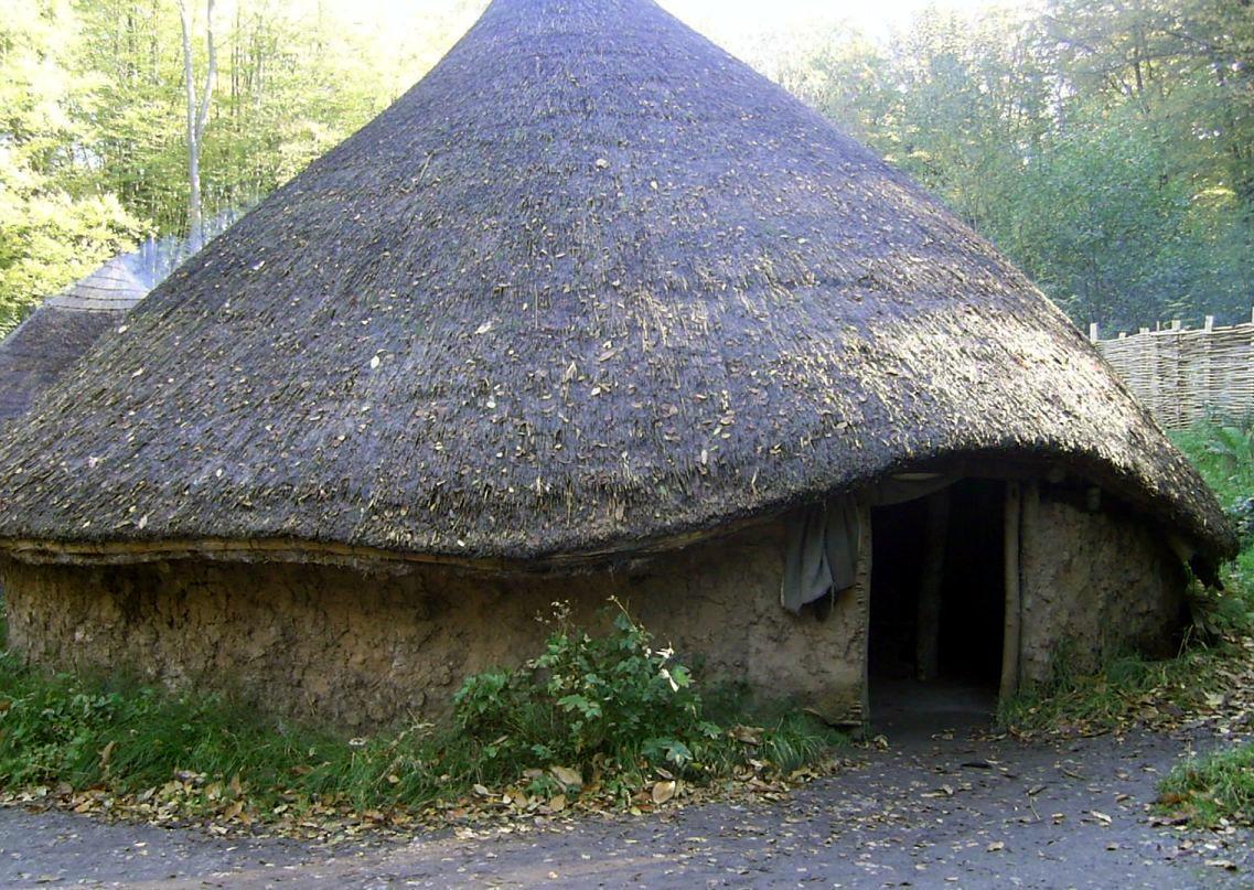 Casas Celtas