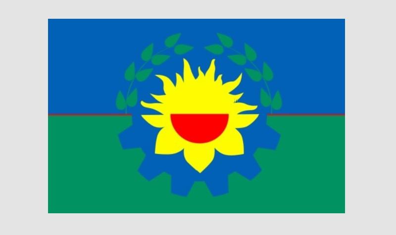 bandera provincia de buenos aires argentina