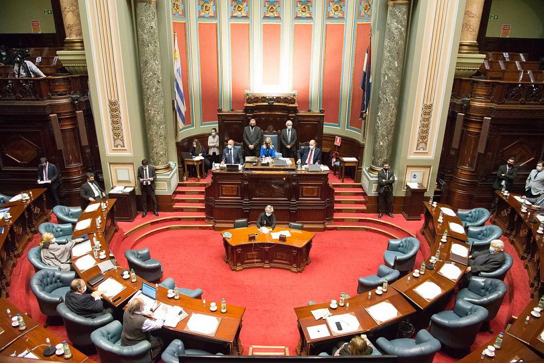 Parlamento Uruguay